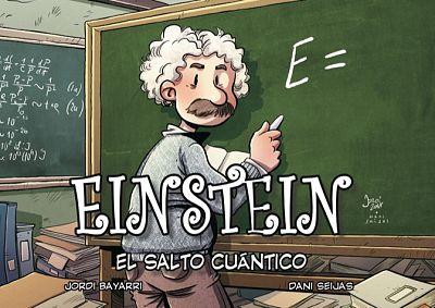 Viñetas y bocadillos - Jordi Bayarri: 'Einstein. El salto cuántico' - 20/03/19 - Escuchar ahora