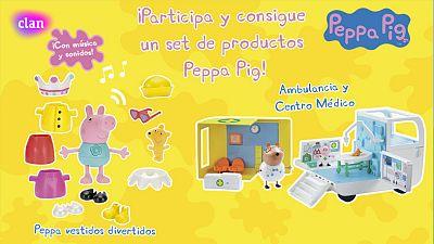 Concurso ¡Celebra el carnaval con Peppa Pig y sus vestidos divertidos!