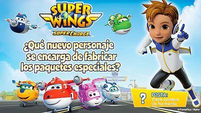 Concurso ¿Cuánto sabes sobre los Super Wings?