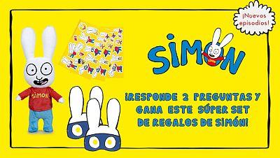 Concurso ¡Disfruta ya la nueva temporada de Simón y participa en su gran concurso!