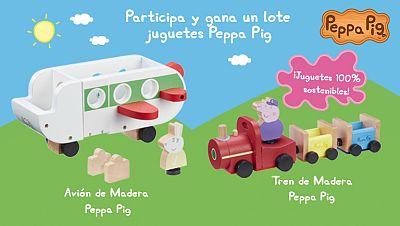 Concurso ¡El juego favorito de Peppa Pig!