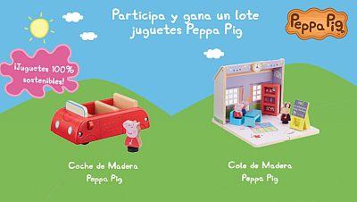 Concurso ¡Jugando en el cole de Peppa Pig!