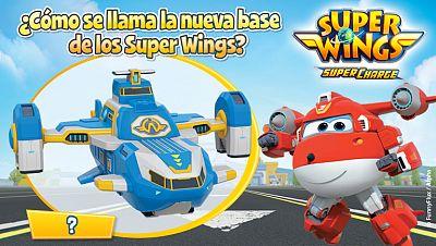 Concurso ¡Participa y gana con la nueva temporada de Super Wings!