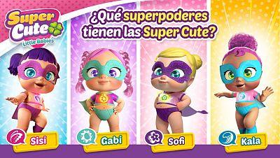 Concurso ¡Participa y gana tu muñeca favorita Super Cute!