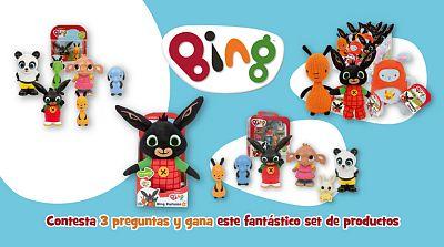 Concurso ¡Participa y gana tus juguetes favoritos con Bing!