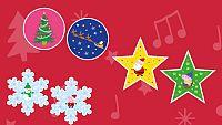 Decoraciones de Navidad Peppa Pig