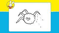 Dibujando a...la araña