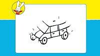 Dibujando al...coche