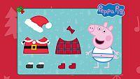 Disfraces de Navidad de Peppa
