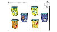 Encuentra las diferencias y recicla