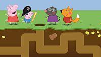 Encuentra el tesoro con Peppa y sus amigos