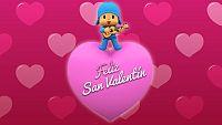Libro de actividades de San Valentín