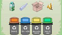 El mes del Reciclaje - Recicla los objetos