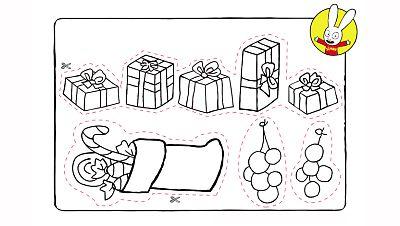 Adornos navideños de Simón 2