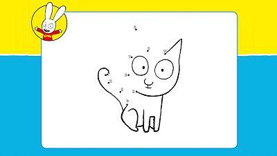 Dibujando al...gatito