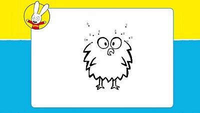 Dibujando al...pollito