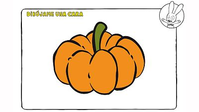 Ponle cara a tu calabaza de Halloween