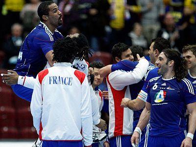Suecia 26-29 Francia