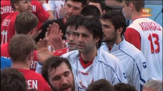 Dinamarca 28-24 España