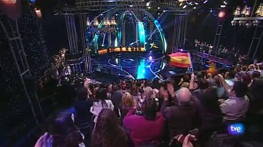 Destino Eurovisión - Primera gala
