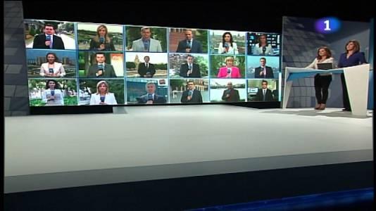 Especial Elecciones autonómicas y municipales 2011 - 19:50 horas - 22/05/11