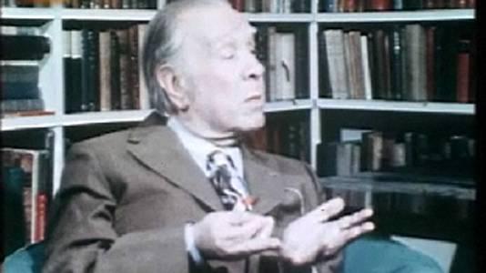 Borges en '¿Un mundo feliz?' (1982)