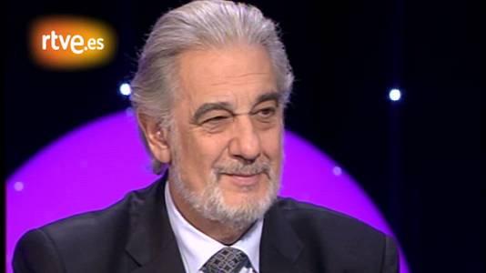 Entrevista a Plácido Domingo
