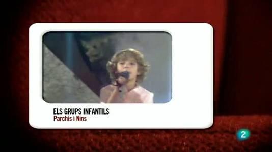 Grups infantils dels 80