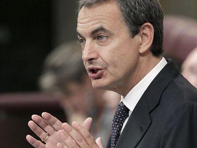 Discurso íntegro de Zapatero