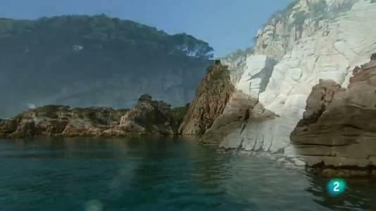 Del Far de Sant Sebastià a Calella