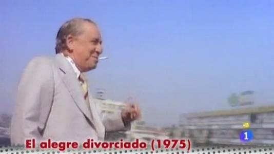 El alegre divorciado