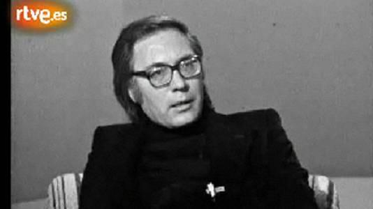 Umbral en 'Los escritores' (1978)