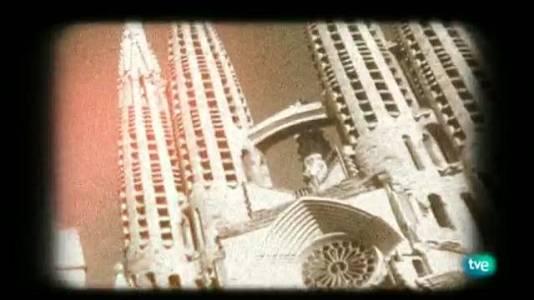 La Sagrada familia, de Antonio Gaudí
