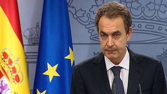 Zapatero sobre el comunicado de ETA