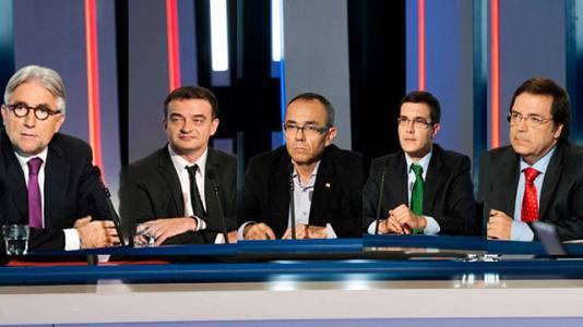 59 Segons -  Debat de candidats sobre economia i crisi