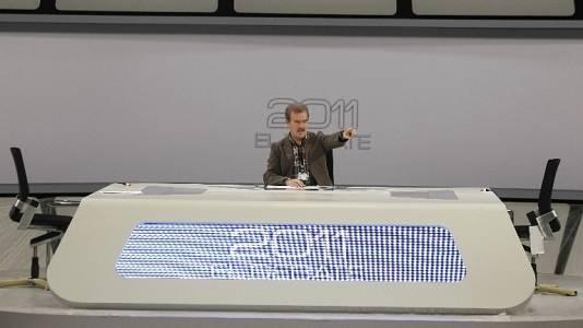 Previo al debate Rajoy-Rubalcaba