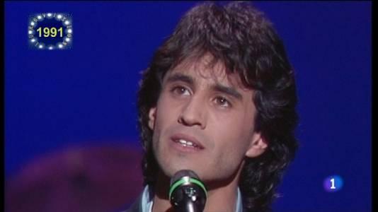 Canciones para Eurovisión