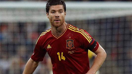 España, camino a la Euro 2012