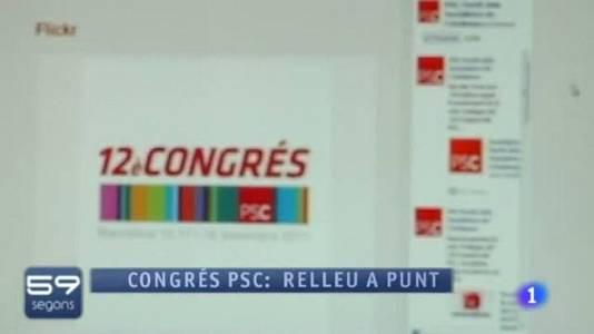 59 Segons -  Congrés PSC