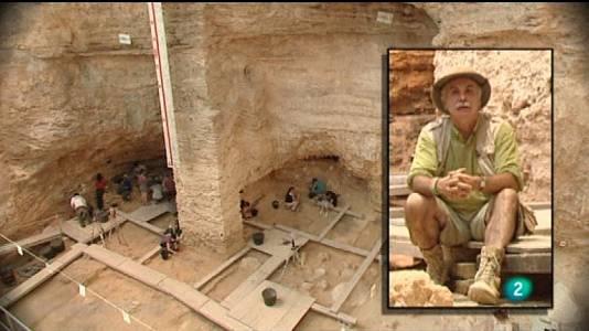 Eudald Carbonell, paleoantropólogo