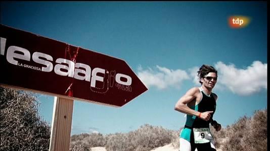 Triatlón + Trail montaña - Desafío Octava Isla La Graciosa