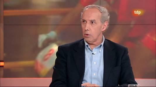 Entrevista Carlos Martín