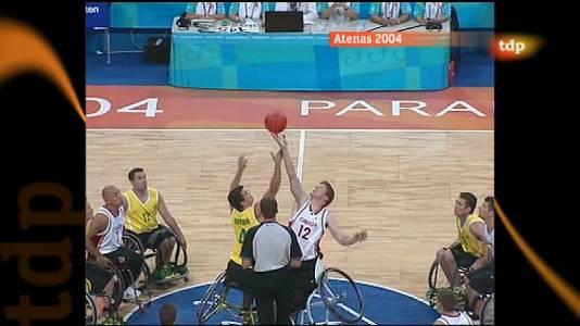 Atenas 2004- Baloncesto Paralímpico