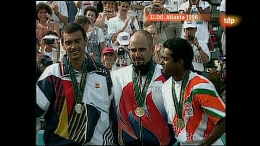 Atlanta 1996 -Tenis.Final masculina