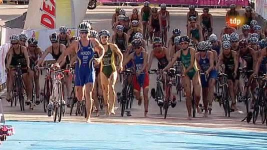 Campeonato del Mundo ITU 2012