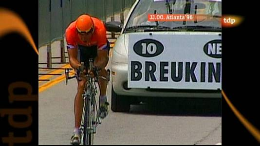 Atlanta 1996- Ciclismo contrarreloj