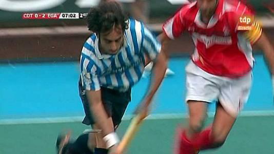 Hockey hierba - Copa Rey: 2ª semif.