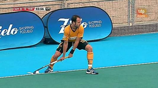 Hockey hierba - Copa Rey: 1ª semif.
