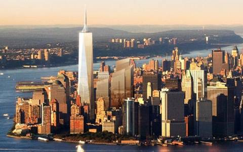 """On Off: """"Libertad"""", el nuevo techo de Manhattan"""