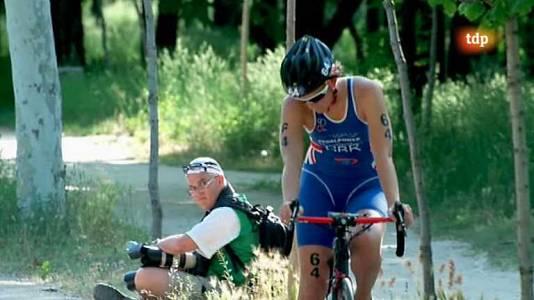 Triatlón - Series ITU. Campeonato del mundo femenino